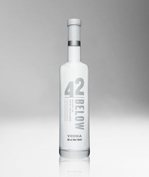 Picture of [42 Below] Pure Vodka, 750ML
