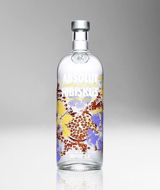 Picture of [Absolut] Hibiskus, 750ML