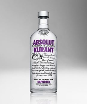 Picture of [Absolut] Kurant, 750ML