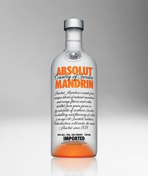 Picture of [Absolut] Mandrin, 750ML