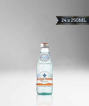 Picture of [Acqua Panna] Spring Water, Glass Bottle With Stelvin Cap, 24x250ML