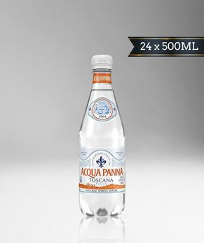 Picture of [Acqua Panna] Spring Water, Pet Bottle, 24x500ML