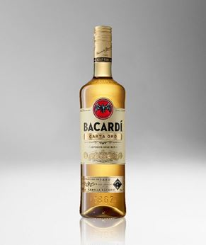 Picture of [Bacardi] Carta Oro, Superior Gold, 750ML