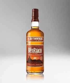 Picture of [BenRiach] Authenticus 25 Years Old, 700ML