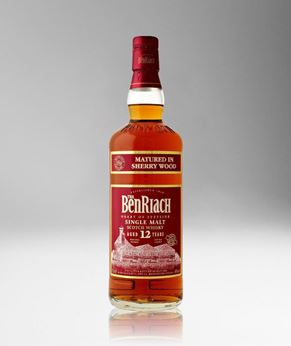 Picture of [BenRiach] Sherry Wood Matured 12 Years Old, 700ML