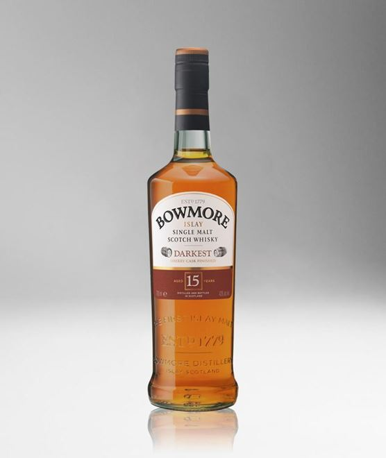 e04ecf8025f Bowmore 15 Years Old Darkest . Private Bar Online Store