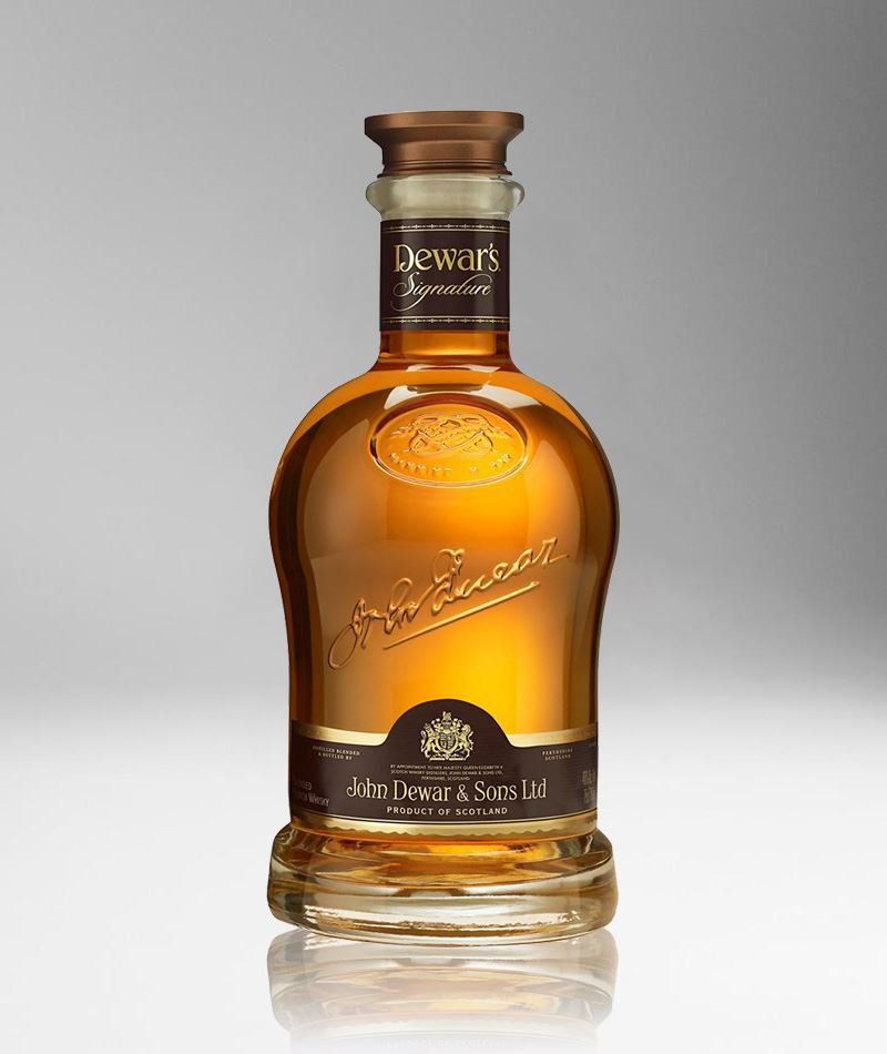 Dewar's Signature . Private Bar Online Store