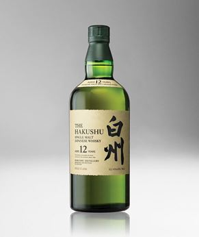 Picture of [Hakushu] 12 Years, 700ML