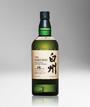 Picture of [Hakushu] 18 Years, 700ML