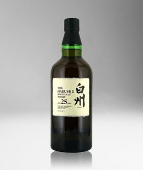 Picture of [Hakushu] 25 Years, 700ML
