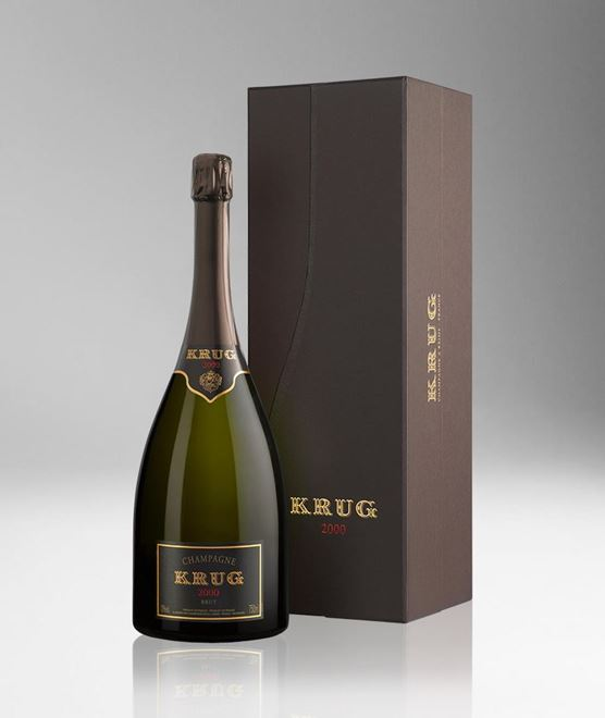 Picture of [Krug] Vintage, Gift Box With Bottle, 750ML