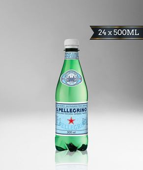 Picture of [S. Pellegrino] Sparkling Water, Pet Bottle, 24x500ML