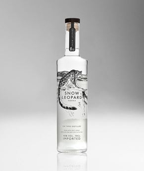 Picture of [Snow Leopard] Snow Leopard Vodka, 700ML