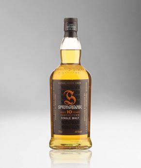Picture of [Springbank] 10 Years Old, 700ML
