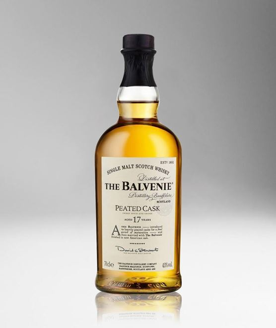 Picture of [The Balvenie] Peated Cask 17, 700ML