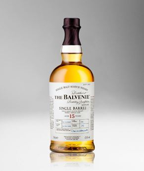 Picture of [The Balvenie] Single Barrel 15, 700ML