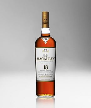 Picture of [The Macallan] Sherry Oak Casks 18 Years Old 1997, 700ML