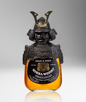 Picture of [Nikka] Gold & Gold Samurai Edition, 750ML