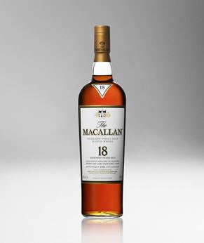 Picture of [The Macallan] Sherry Oak Casks 18 Years Old 1996, 700ML