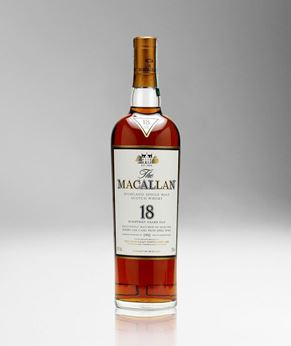 Picture of [The Macallan] Sherry Oak Casks 18 Years Old 1992, 700ML