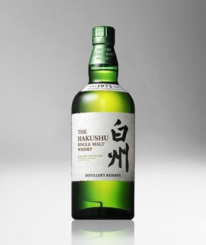 Picture of [Hakushu] Distiller's Reserve, 700ML