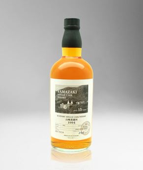 Picture of [Yamazaki] 15 Years Old, Single Cask 1994, Cask No. 4M70134, 700ML