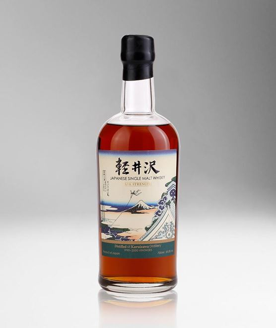 Picture of [Karuizawa] Asakusa Hongan-ji Temple, Cask Strength 1999-2000, Batch 2, 700ML