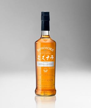 Picture of [Bowmore] Mizunara Cask Finish, Limited Edition 2015, 700ML