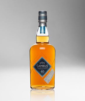 Picture of [Cambus] 40 Years Old 1975, Special Releases 2016, 700ML