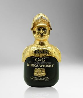 Picture of [Nikka] Gold & Gold Armor Knight Gold Edition, 750ML