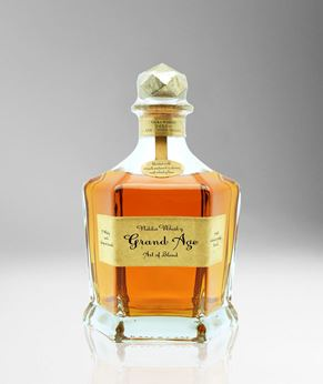 Picture of [Nikka] Grand Age Art Of Blend, Crystal Bottle, 660ML