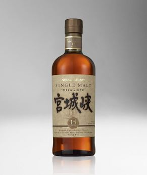 Picture of [Nikka] Miyagikyo 15 Years Old, 700ML