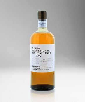 Picture of [Nikka] Yoichi Single Cask 1992, Cask No. 400554, Bottled 2005, 750ML