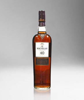 Picture of [The Macallan] Sherry Oak Casks 40 Years Old, Bottled 2005, 700ML