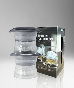 Picture of [Tovolo] Sphere Ice Molds, Set Of 2