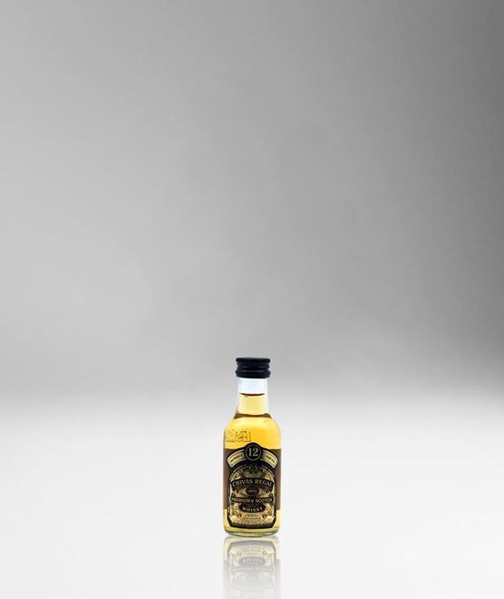 Picture of [Chivas] Chivas Regal 12, Miniature, Slim Bottle, 50ML