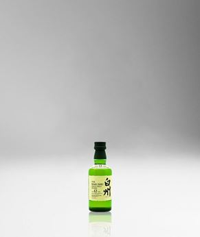 Picture of [Hakushu] 12 Years, Miniature, 50ML