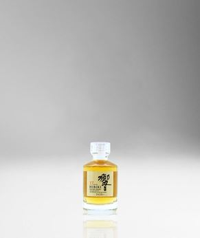 Picture of [Hibiki] 17 Years Old, Miniature, 50ML