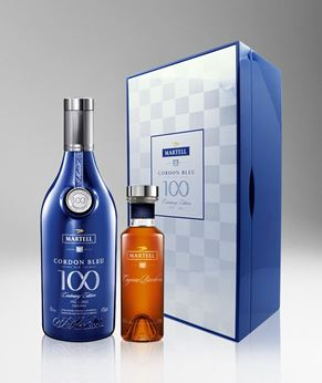 Picture of [Martell] Cordon Bleu, 100 Centenary Edition, Gift Pack With Montre, 700ML