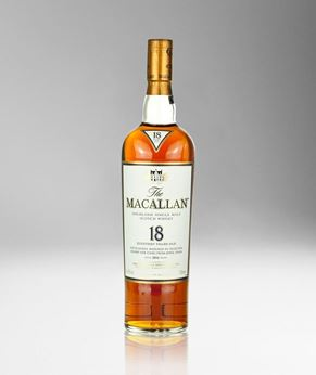 Picture of [The Macallan] Sherry Oak Casks 18 Years Old 2016, 700ML