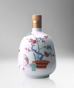 Picture of [Suntory] Ageing 15 Years Old, Arita Yaki Ceramic Decanter, 700ML