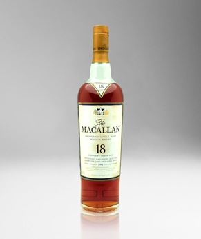Picture of [The Macallan] Sherry Oak Casks 18 Years Old 1991, 700ML