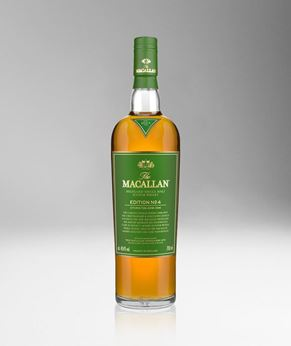 Picture of [The Macallan] Edition Series, Edition No. 4, 700ML