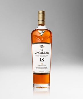 Picture of [The Macallan] Sherry Oak Casks 18 Years Old 2018, 700ML