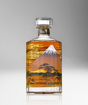 Picture of [Hibiki] 21 Years Old, Mount Fuji Limited Edition 2015, 1st Edition, Wooden Box, 700ML