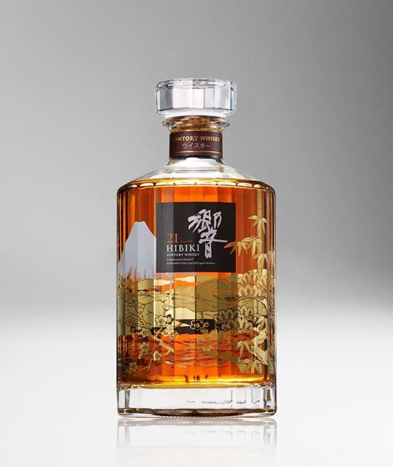 Picture of [Hibiki] 21 Years Old, Mount Fuji Limited Edition 2015, 2nd Edition, 700ML