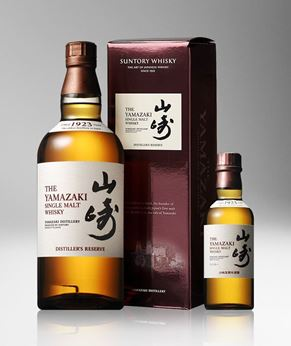 Picture of Yamazaki Distiller's Reserve Collection