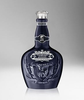Picture of [Royal Salute] 21 Years Old, Diamond Jubilee Limited Edition, 1st Edition, 700ML