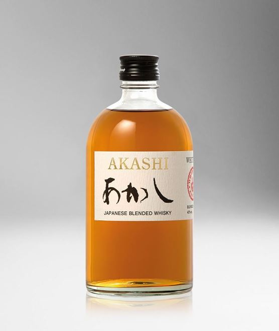 Picture of [Akashi] White Oak Blended Malt, 500ML