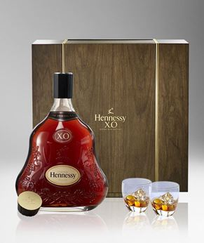 Picture of [Hennessy] X.O. Mathusalem Box, Limited Edition 2018, 6.0L